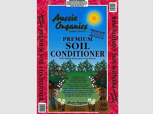 Aussie Organics Soil Conditioner - 30L