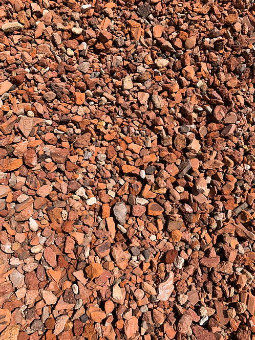 Red Crushed Brick
