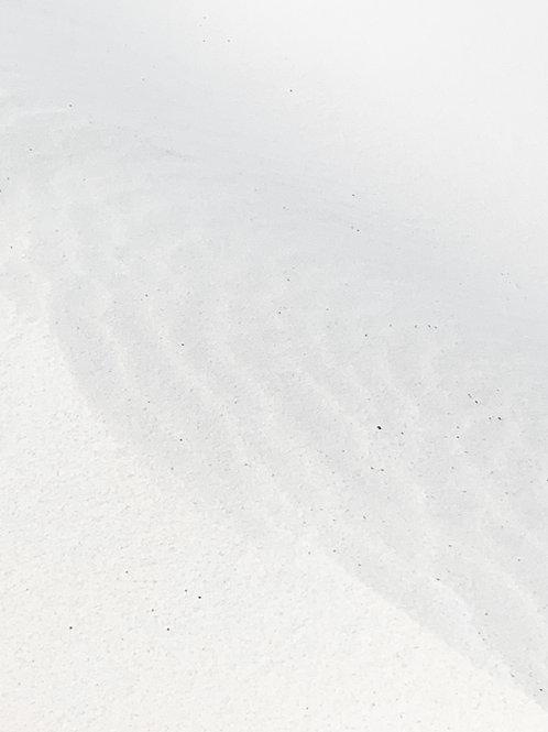 White Washed Sand Bag