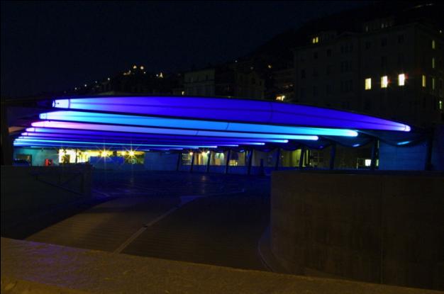 Tensairity - Garage Parc Montreux Station, 2004 - Architecte Rodolf Luscher, Lausanne 7