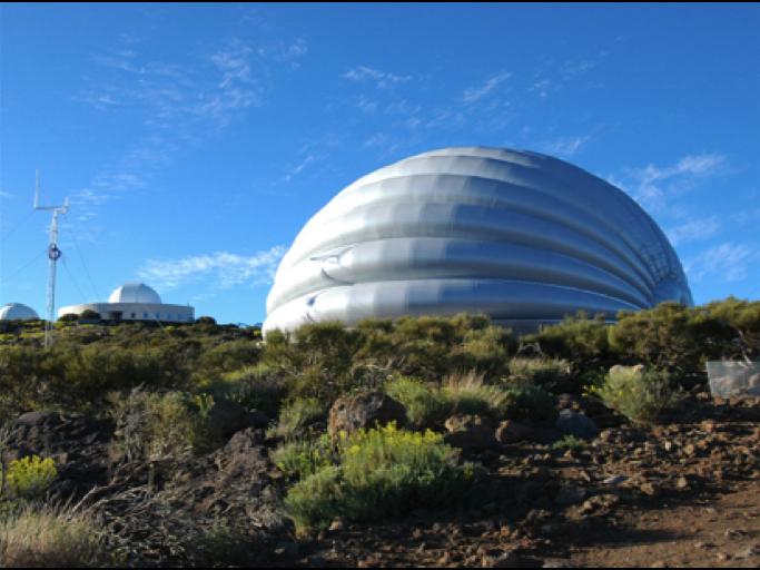 Tensairity - ESO-European Southern Observatory - Las Palmas, Espagne 1