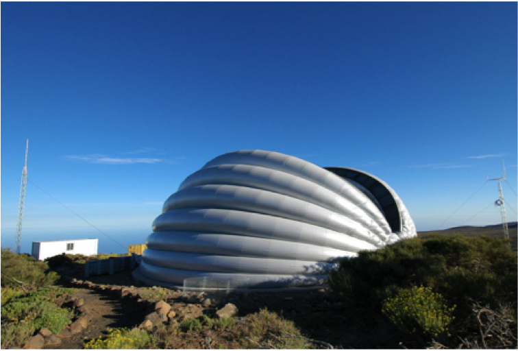 Tensairity - ESO-European Southern Observatory - Las Palmas, Espagne 2