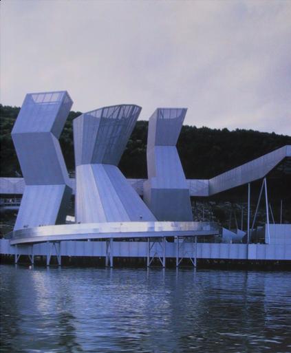 Swiss Expo 2002 - Architecte CoopHimmelblau, Wien 4