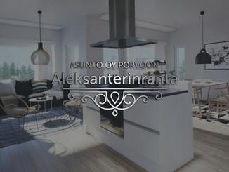 Asunto Oy Porvoon Aleksanterinranta