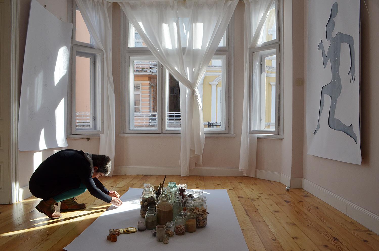 Ana Ventura Inside Outside Workshop