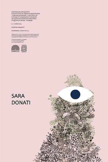 Sara Donati - Human Herbarium