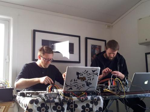 Cloudbuilder (Ulf Holbrook & Arne Borgan)