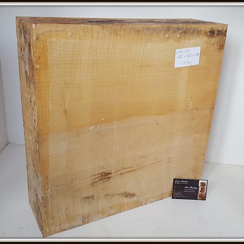 Lime Wood 420 x 420 x 125mm
