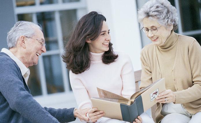 Eldercare senior living decisions