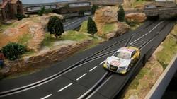 Carrerabahn Größe S für Messen, Veranstaltungen und Events für wenig Platz