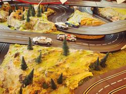 mobile Carrerabahn für Veranstaltung mieten