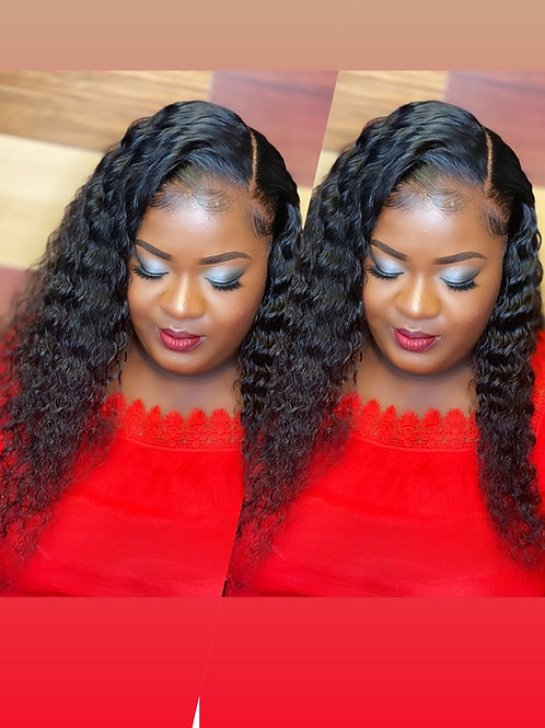 13x6 Frontal Wigs