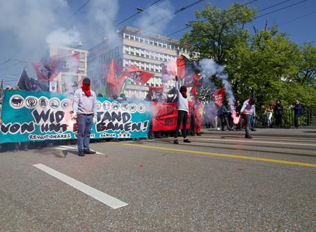 Presseerklärung zum Revolutionären 1. Mai in der Schweiz