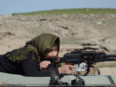 Celox-Kampagne für die Jugendmiliz von Rojava