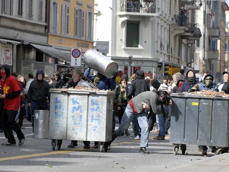 Widerstand vereint - 1.Mai 2008