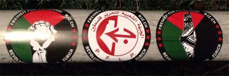 """""""Freiheit für Palästina """"-Kampagne"""