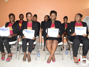 Graduated mentees are ready to make a huge difference in struggling Haiti