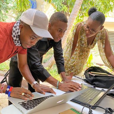 New Equipments in Haiti