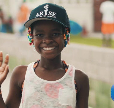A Girl's Story From the Mentoring Program in Haiti