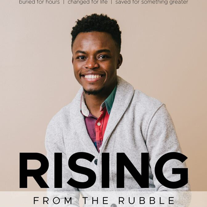 Book Release : Rising From The Rubble