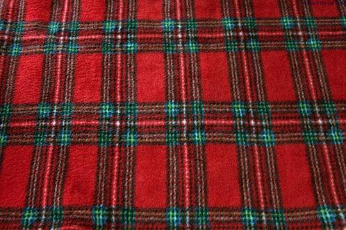 Tartan Blanket - Royal Stewart