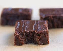 Healthy Glow Sweet Potato Brownies