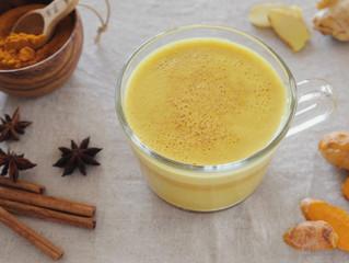 Golden Milk (turmeric latte)