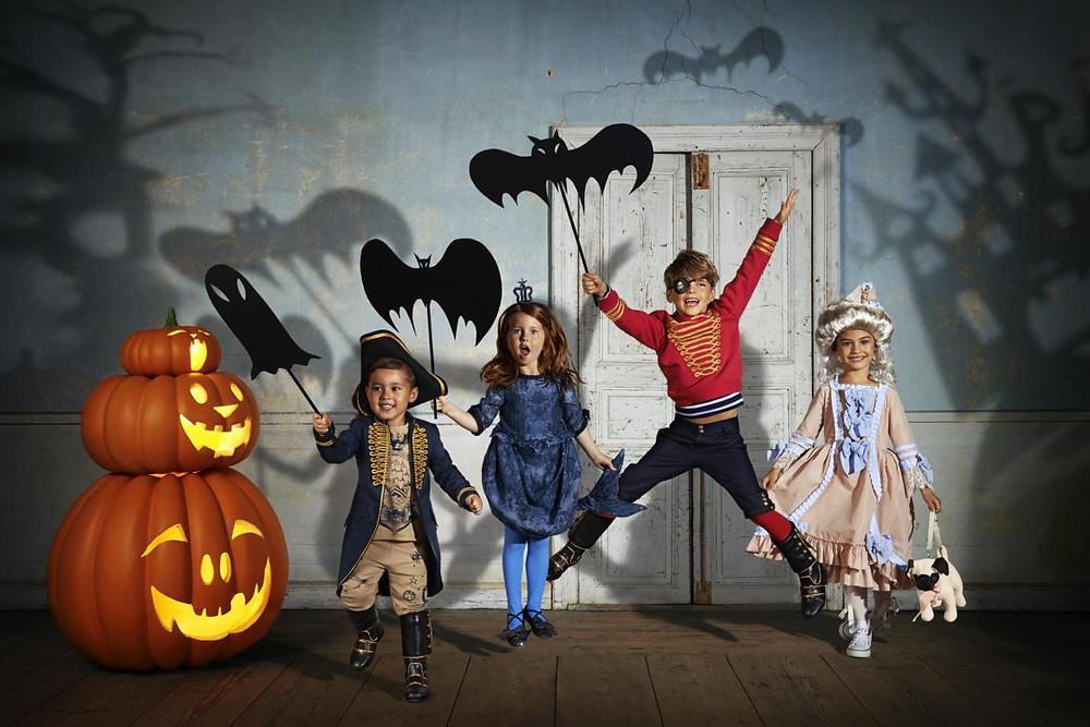 Piri Pirie's Childrens Halloween Boogie