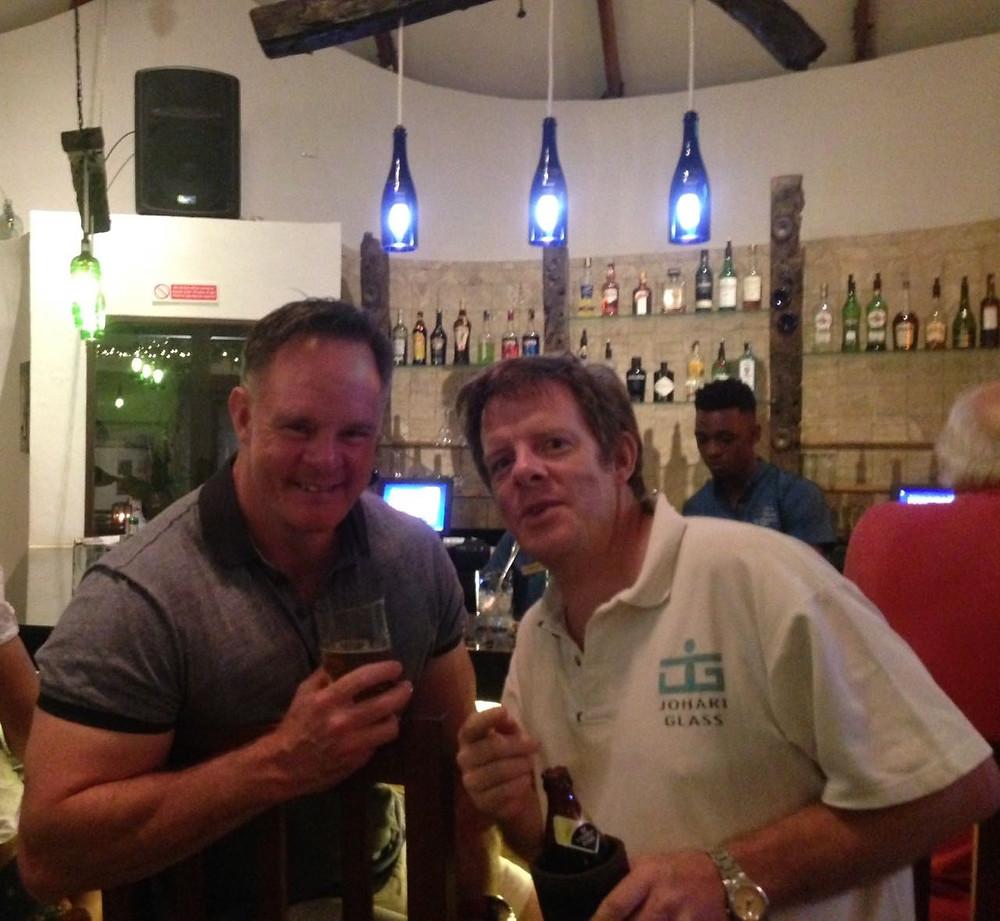 Boys at the Bar
