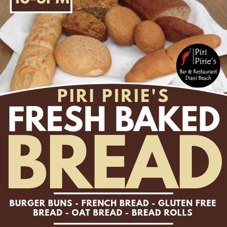 Homemade Bread on a Thursday