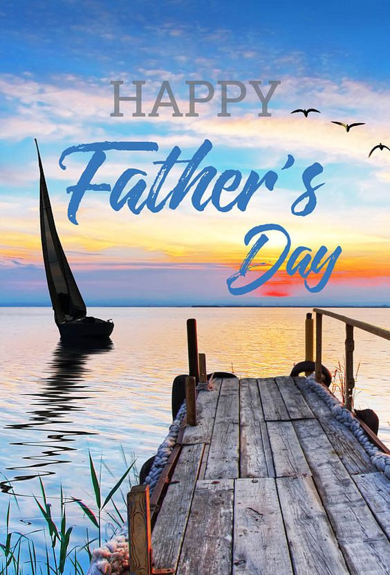 Happy Fathers Day 17th Jine2018