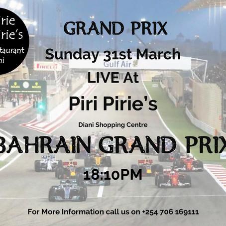 LIVE - Bahrain Grand Prix
