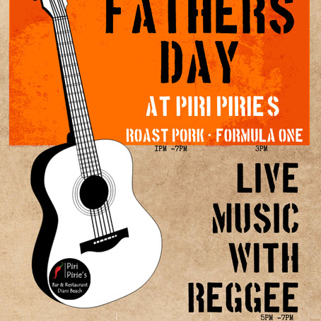 Fathers Day 20th June