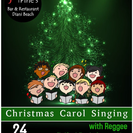 Carol Singing, Mulled Wine & Mince Pies