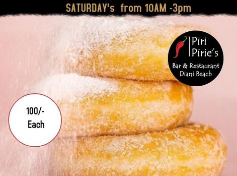 Saturdays at Pirie's