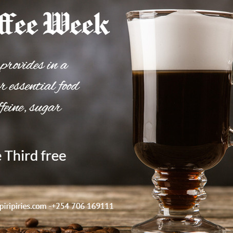 Irish Coffee Week