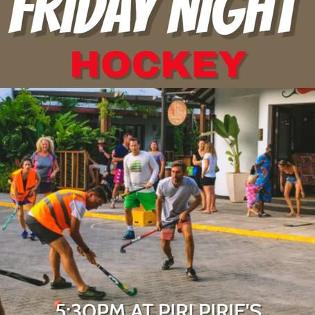 Friday Hockey Night