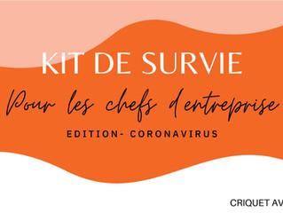 KIT DE SURVIE : Focus sur l'aide forfaitaire de 1 500 €