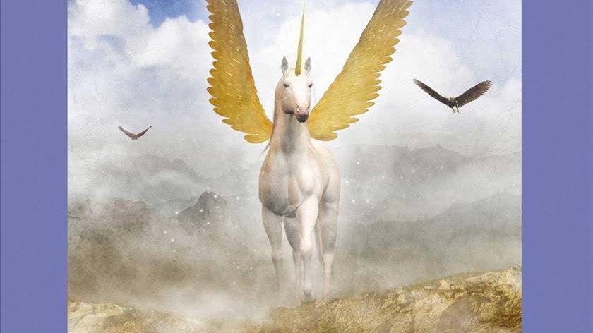 Unicorn Oracle cards