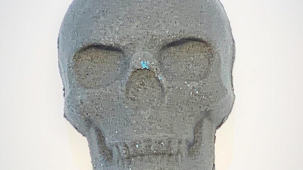 Black Skull bath bombs