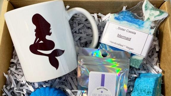 Mermaid gift set