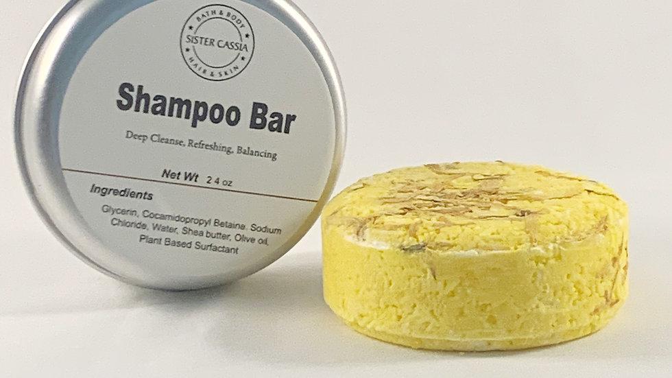 Chamomile Shampoo Bar
