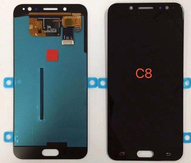 Samsung Galaxy C8 LCD Replacement