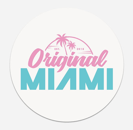 Original Miami Coaster