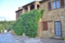 Ferienhaus Poggio Ferrone Ansicht Nordfassade