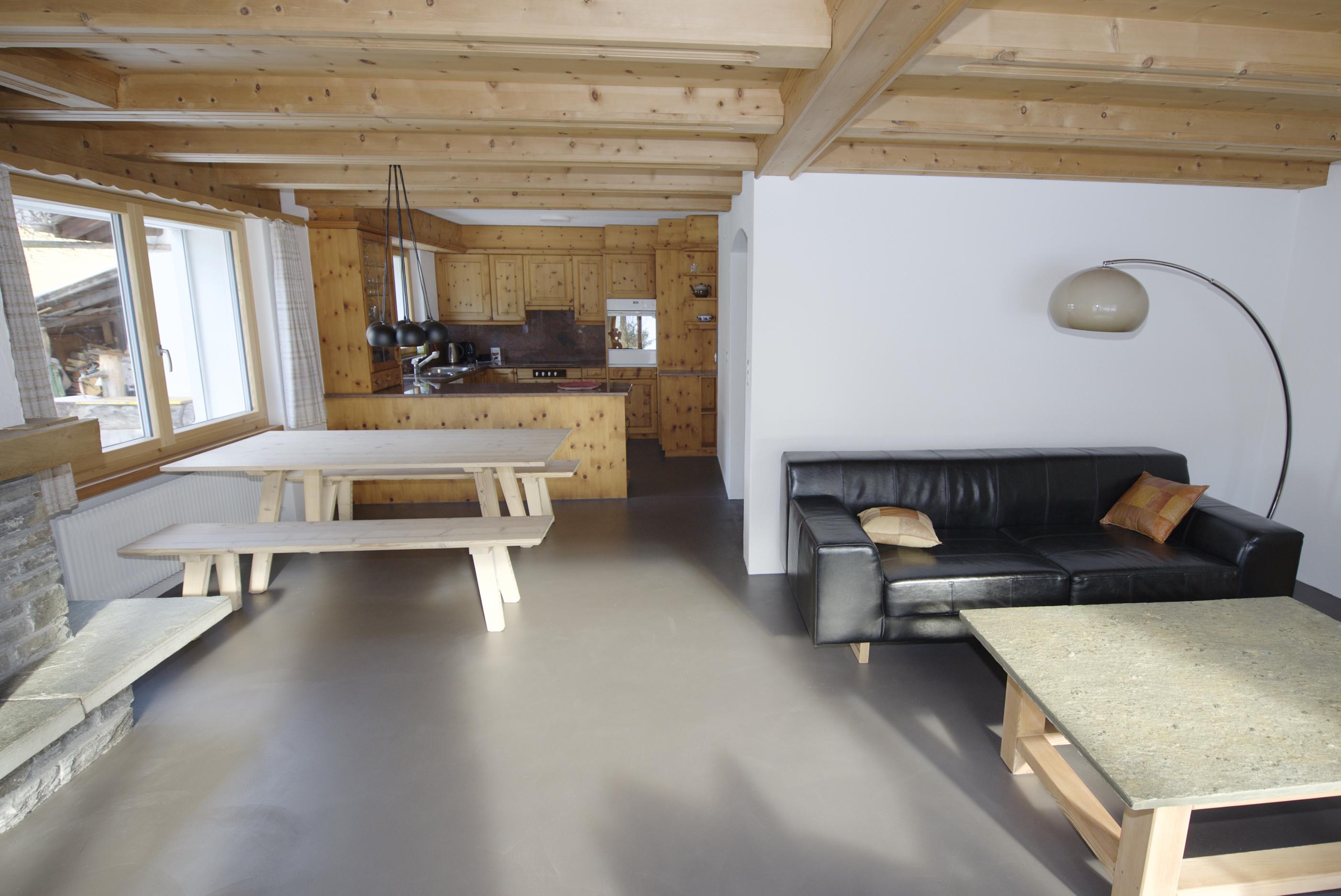Wohnraum Wohnküche