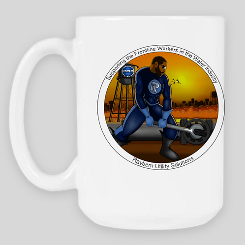 Frontline Water Worker Mug (male)