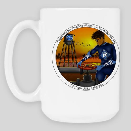 Frontline Water Worker Mug (female)