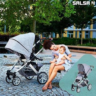 SALSA4 o carrinho diferenciado, que foge