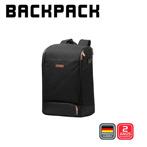 Mochila Backpack Tour ROSE GOLD